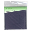 4 Square Folding Cards w Envelopes 5x5""