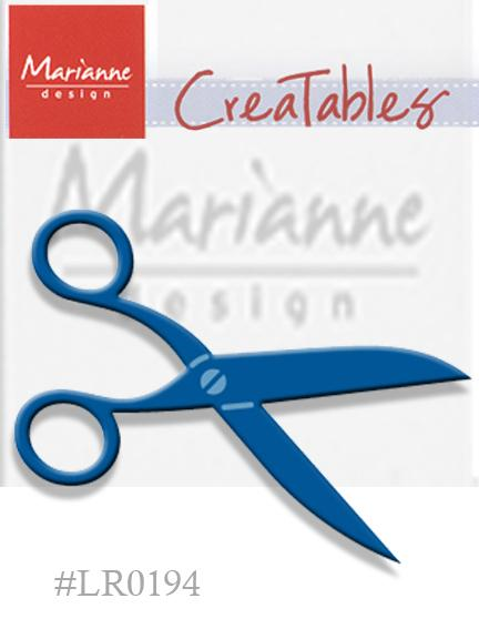 Marianne Design: Creatables Dies - Scissors