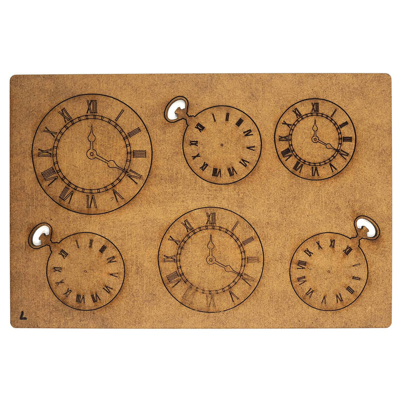 Creative Expressions Art-Effex Clock Face