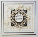 Frames & Tags Collection Delicate Garden Frame