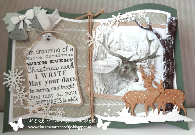 Marianne Design: Craftables Dies - Tiny's Trees Oak