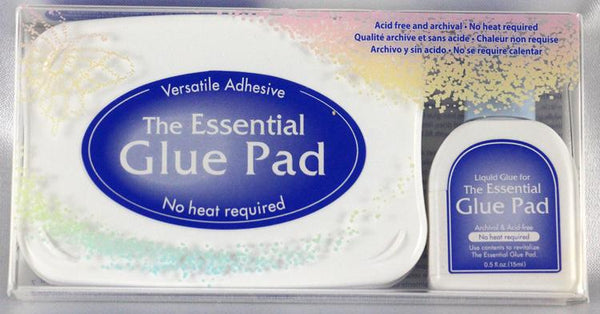 The Essential Glue Pad by Tsukineko