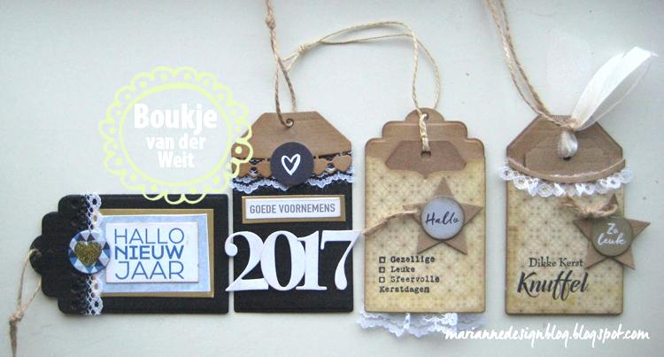 Marianne Design: Creatables Dies - Labels: Hearts
