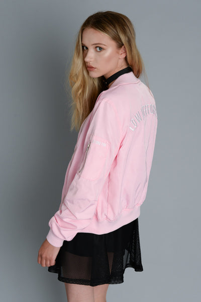 Low Life Pink Bomber