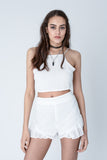 Lonely Heart Frill Shorts