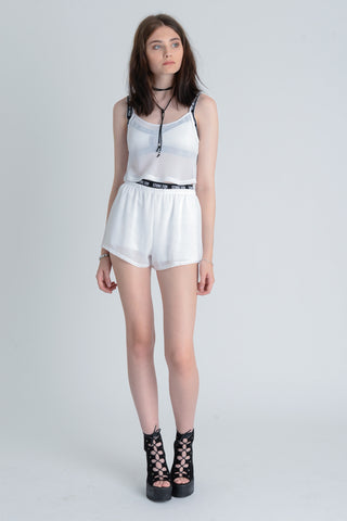 Babylon White Two Piece