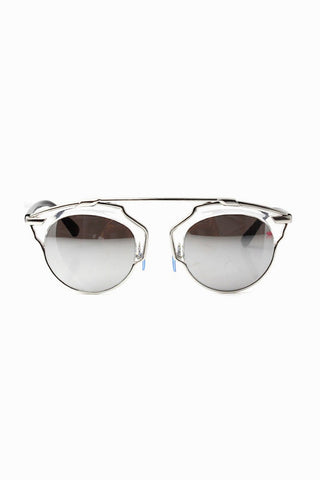 Marlow Clear Sunglasses