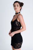 Eva Lace Cami Dress