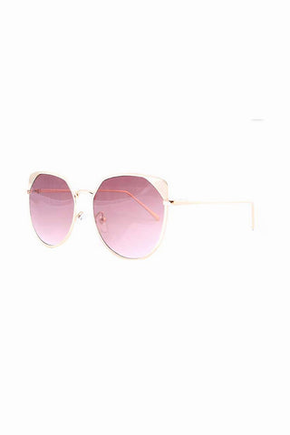 Russo Gold Sunglasses