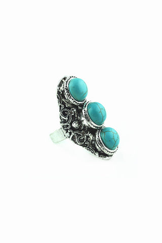 Boho Dream Turquoise Ring