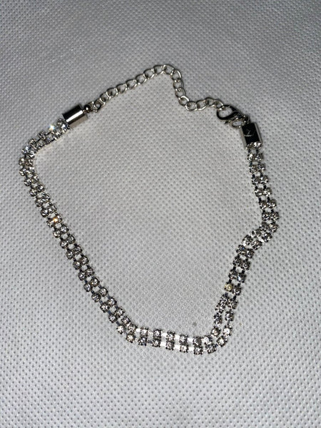 Diamond Anklet