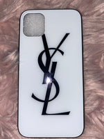 White Glass Y$L Case