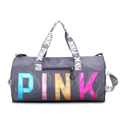 Pink Duffle Bags