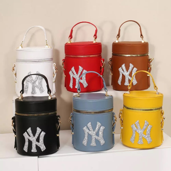 NY BUCKET BAG