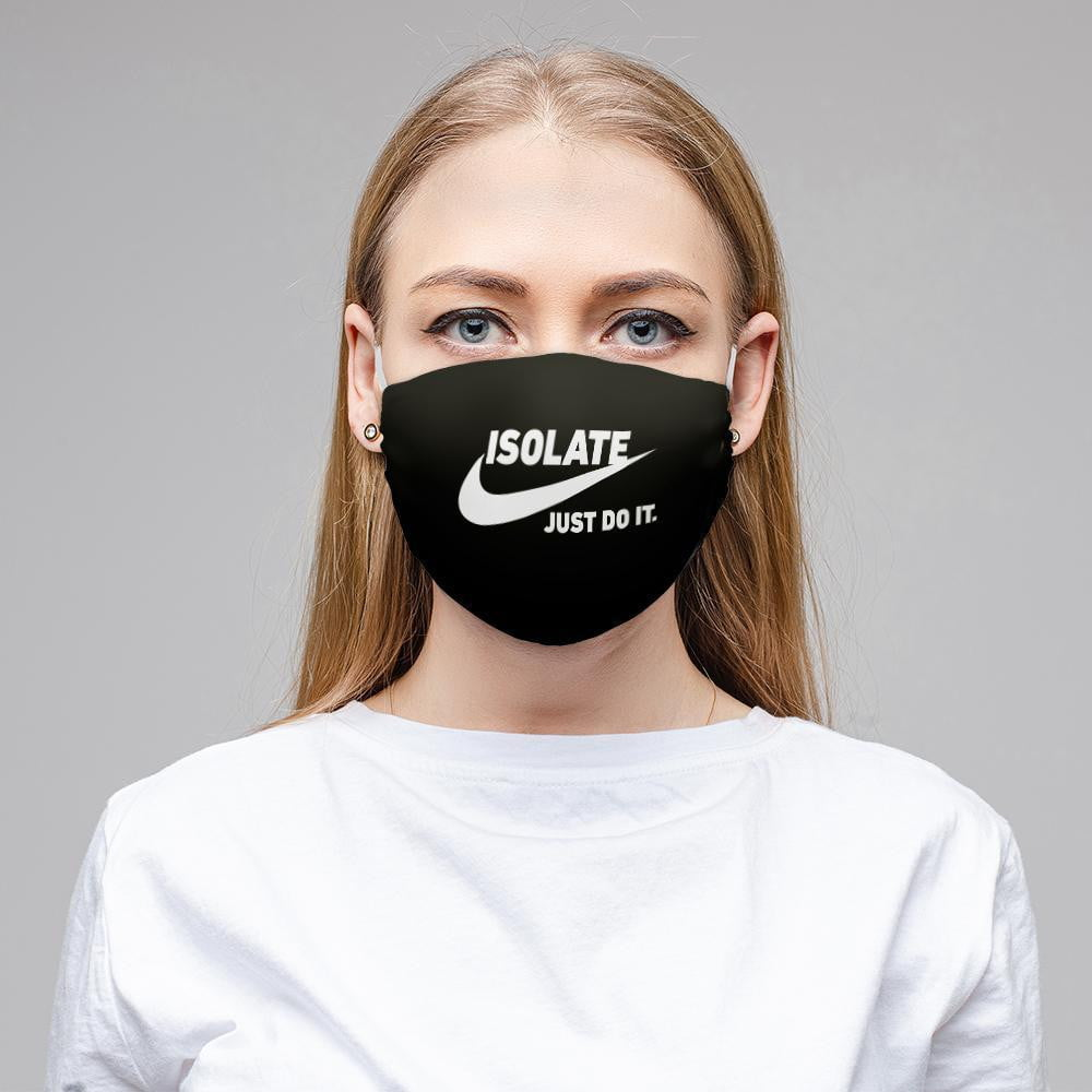 isolate-face-mask