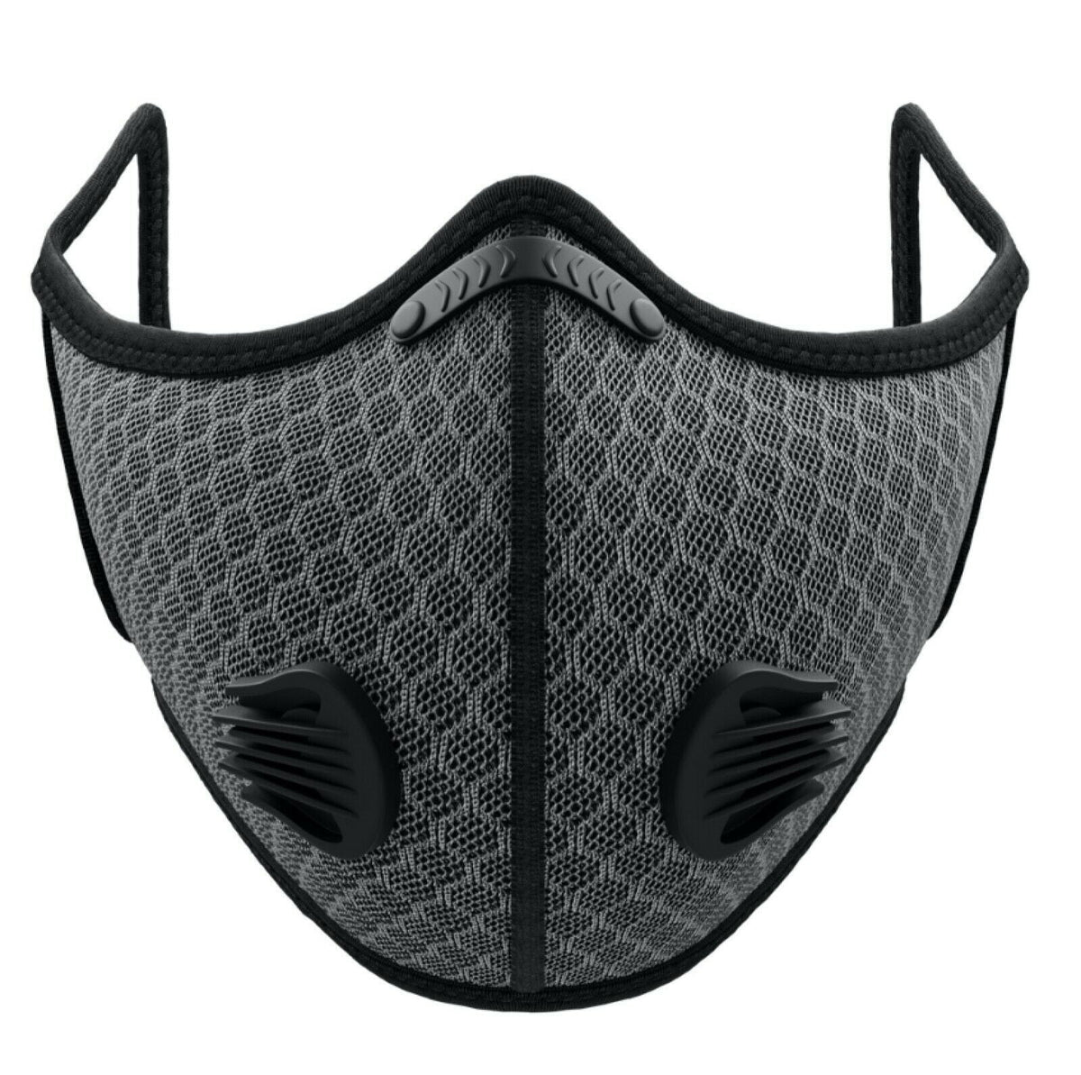 Sports Mask Air Purifying Filtered Mask - MaskJunkee