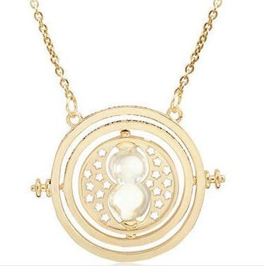 Gold Pendent Chain Series