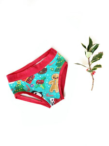 Christmas Rebel Boxers/Briefs