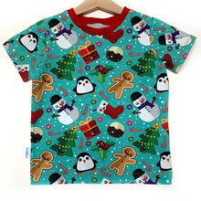 Load image into Gallery viewer, Christmas Short Sleeve T-Shirt