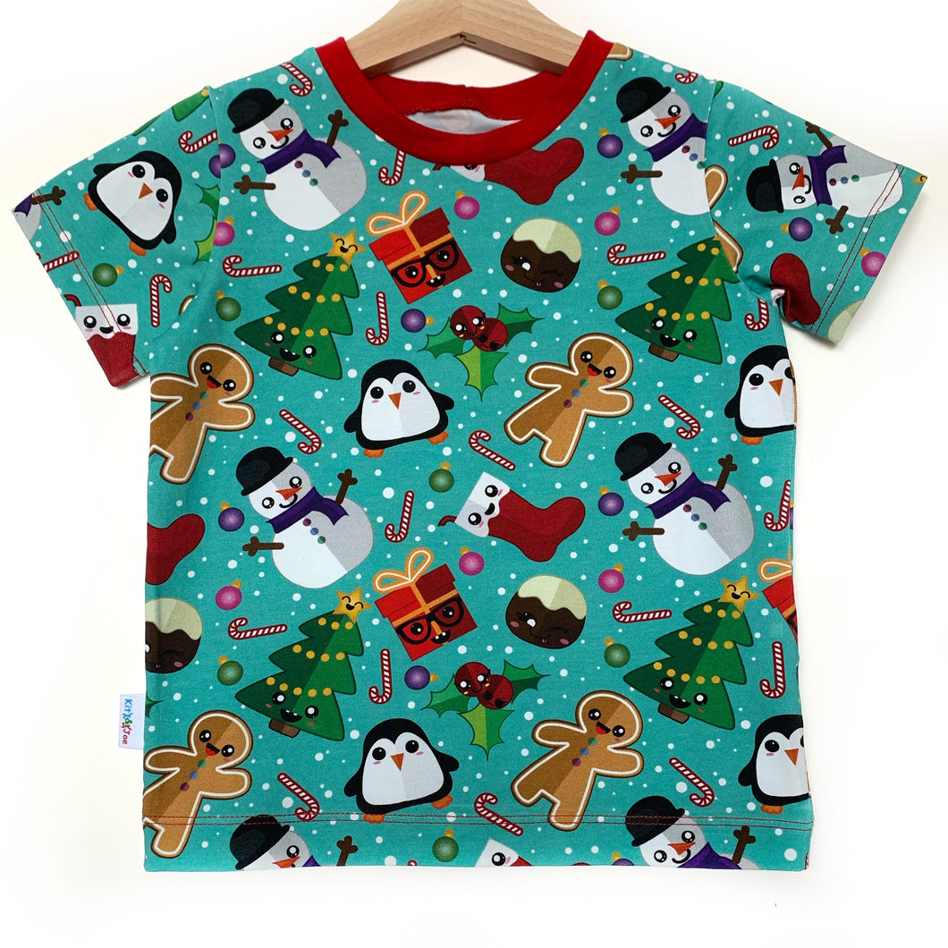 Christmas Short Sleeve T-Shirt