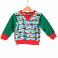 Load image into Gallery viewer, Christmas Look Sharp Sweatshirts