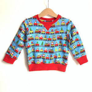 Christmas Look Sharp Sweatshirts