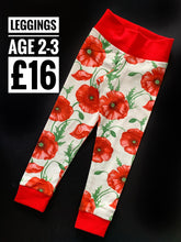 Load image into Gallery viewer, Unisex Leggings