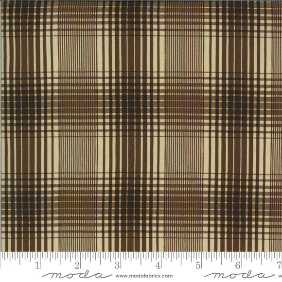 Elinore's Endeavor by Betsy Chutchian Plaid Chocolate