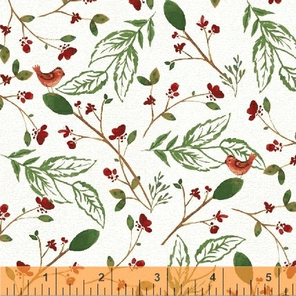 A Walk in the Woods from Windham Fabrics
