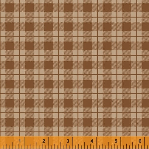 Dad Plaids Flannel Stanley Tan for Windham Fabrics