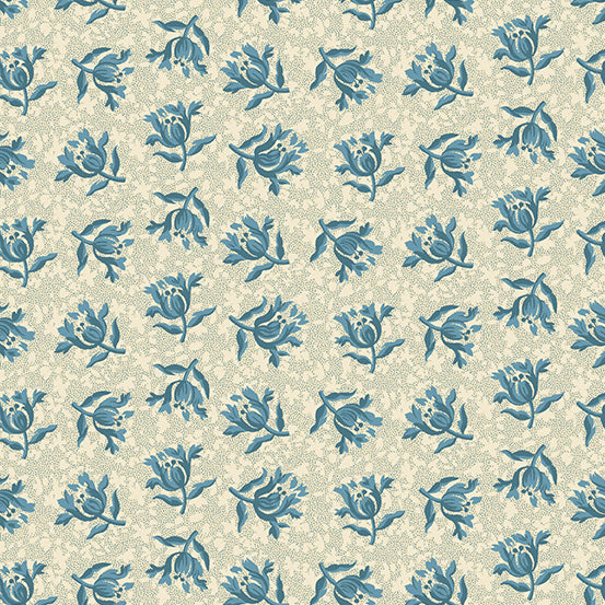 Something Blue by Edyta Sitar for Laundry Basket Quilts  Blue Rose Promiseony
