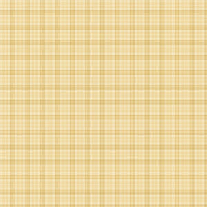 Yarn Dye Woven Check by One Sister Cream Plaid