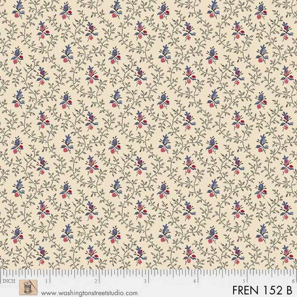 French Paisley by Evonne Cook Vine and Berry