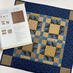 Hope's Journey Small Quilt Kit Saw Blade