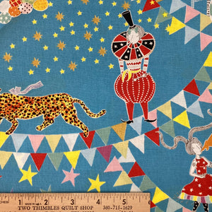 Circus of Wonders Canvas from Kokka