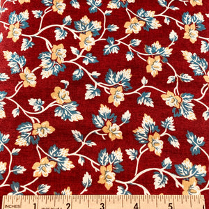 Sophia by Mary Koval Med Floral Red