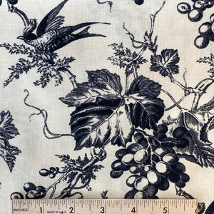 Christmas Remembered by Evonne Cook Bird Toile
