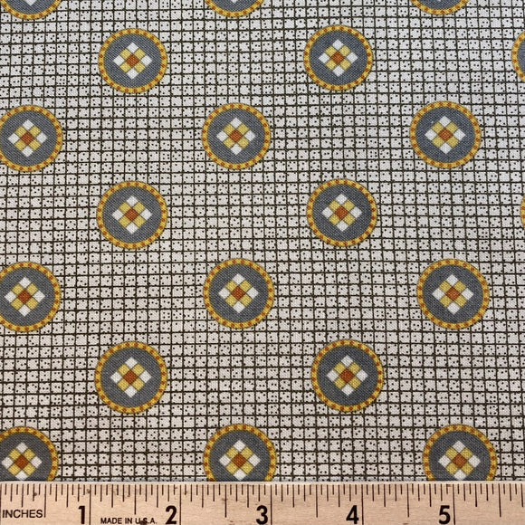 Tape Measure by Timeworn Toolbox Designs Cement Tile