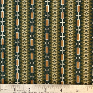 Complements by Jo Morton Chevron Stripe Green
