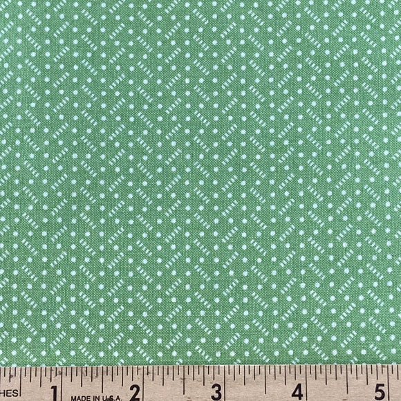 Darling Clementine Green Dot