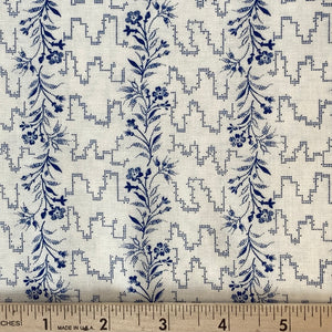 Nicholson Street by Max & Louise Blue Stripe