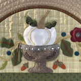 Harvest Blessings Wool Applique Wall Hanging Kit