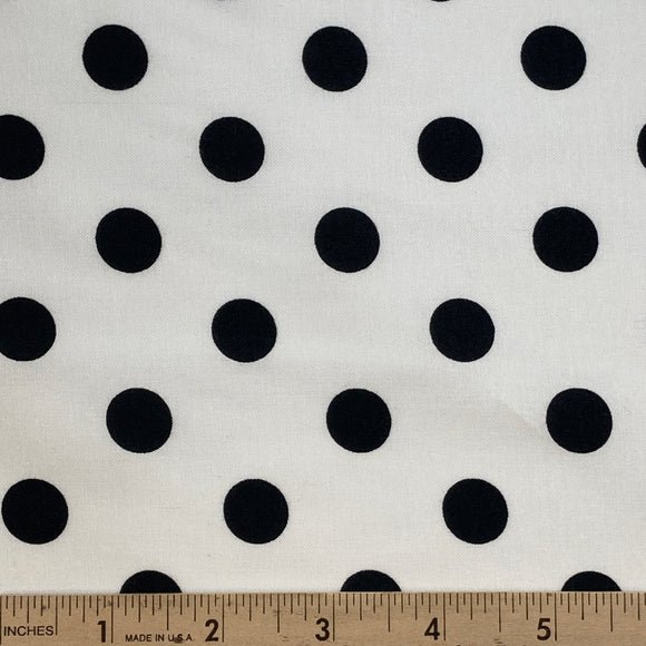 Dottie Moda Classic Black on White