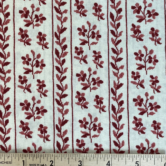 Jardin de Versailles by French General Rouge Stripe
