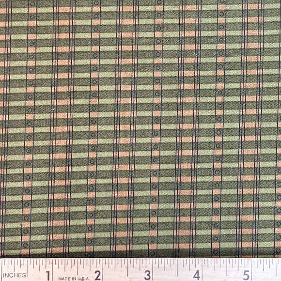 New Hope by Jo Morton Plaid Pine Green