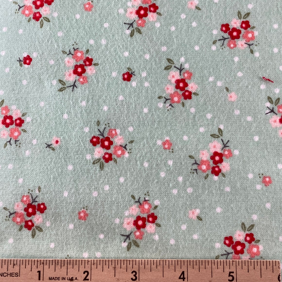 Sweet Prairie by Sedef Imer Flannel Mint