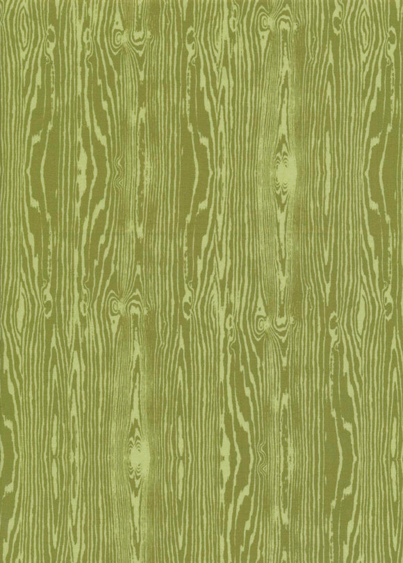 Aviary 2 Dill Woodgrain by Joel Dewberry