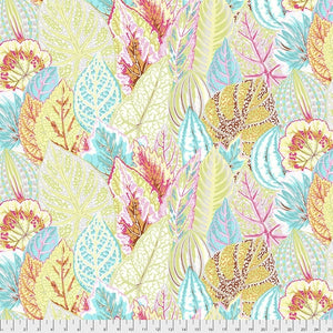 Coleus by Phillip Jacobs for Kaffe Fassett Collective Gray