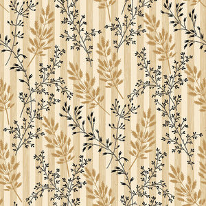 Wildflower Woods by Evonne Cook Cream Ferns
