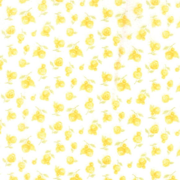 Sweet Baby Flannel by Abi Hall Sunshine Roses